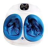 Fuss-fit-Maxx Fussmassagegerät - Wellness Oase - Fußreflexzonen Massagegerät - mit 3D-Luftmassagetechnik und zuschaltbarer Wärmefunktion - 5